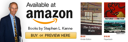 Stephen L Kanne Author Amazon Book Page
